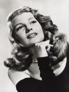 … a Rita Hayworth