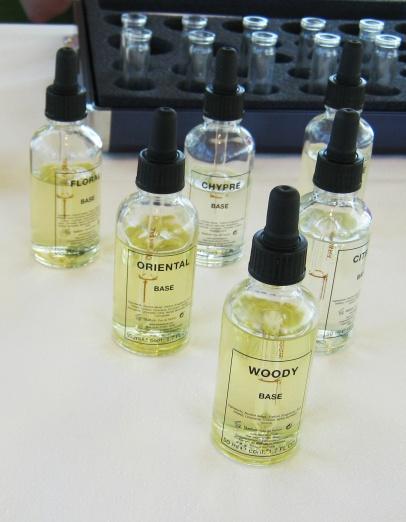 11 degustace parfémů