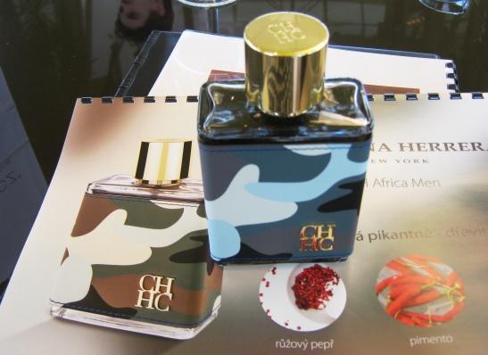 16 degustace parfémů