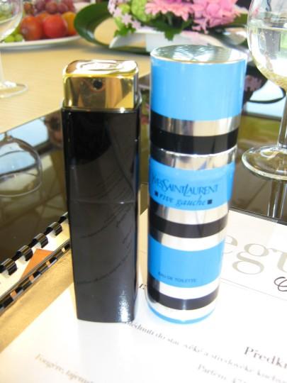9 degustace parfémů