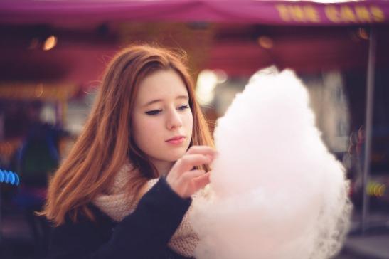 Ve vůni je ethylmaltolová cukrová vata.... Foto: Foto: Flickr, Anais
