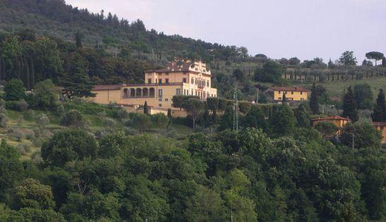 Villa La Tana Foto: Wikimedia Commons